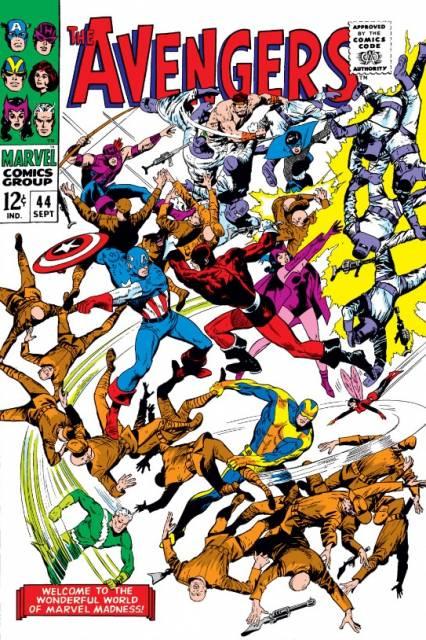 Avengers (1963) no. 44 - Used