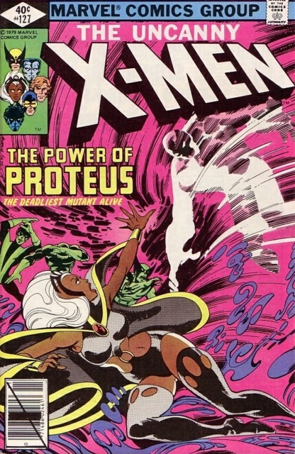Uncanny X-men (1963 Series) no. 127 - Used
