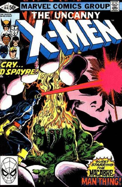 Uncanny X-men (1963 Series) no. 144 - Used