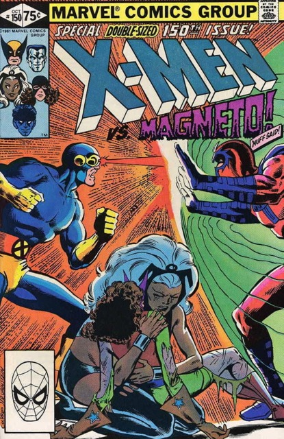 Uncanny X-men (1963 Series) no. 150 - Used