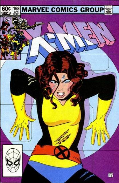 Uncanny X-men (1963 Series) no. 168 - Used