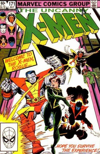Uncanny X-men (1963 Series) no. 171 - Used