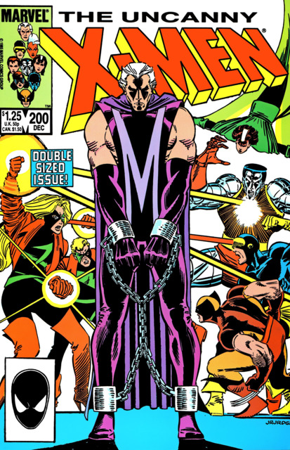 Uncanny X-men (1963 Series) no. 200 - Used