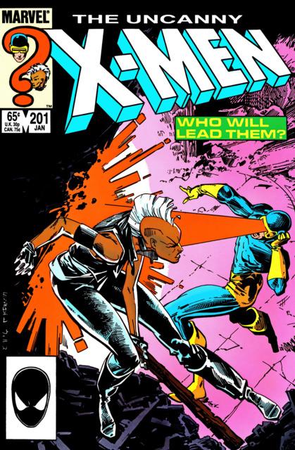 Uncanny X-men (1963 Series) no. 201 - Used