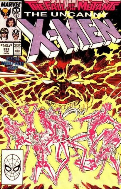 Uncanny X-men (1963 Series) no. 226 - Used
