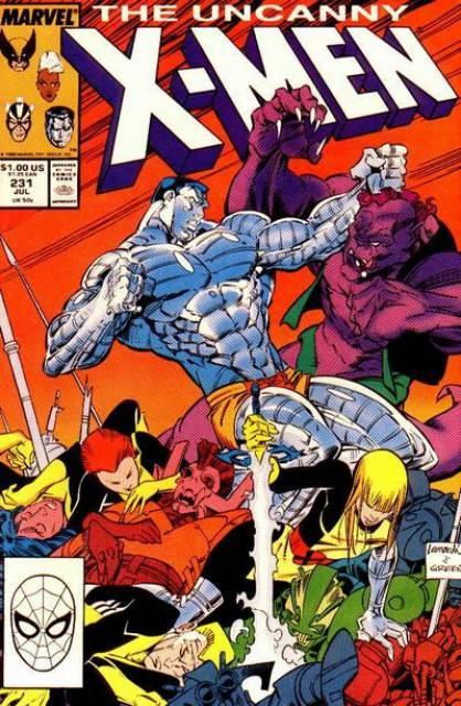 Uncanny X-men (1963 Series) no. 231 - Used