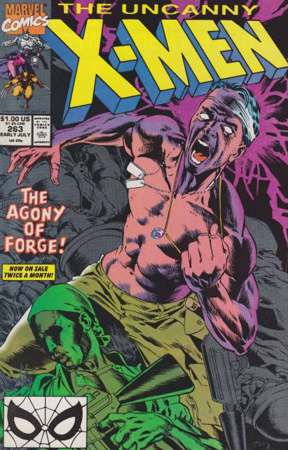 Uncanny X-men (1963 Series) no. 263 - Used