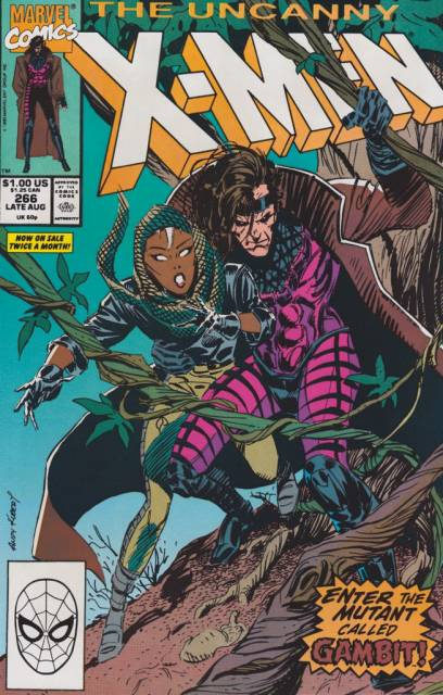 Uncanny X-men (1963 Series) no. 266 - Used