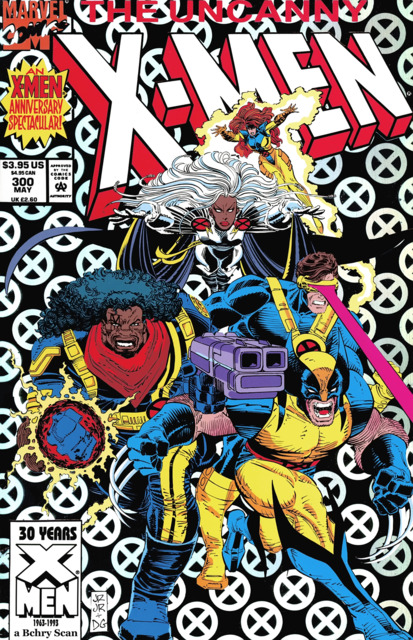Uncanny X-men (1963 Series) no. 300 - Used