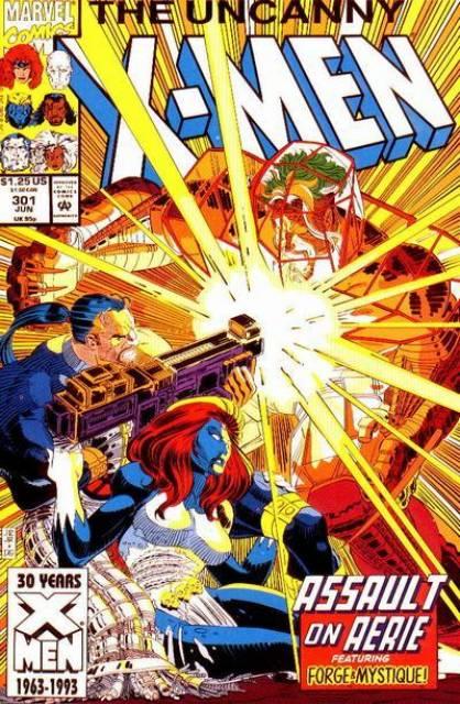 Uncanny X-men (1963 Series) no. 301 - Used