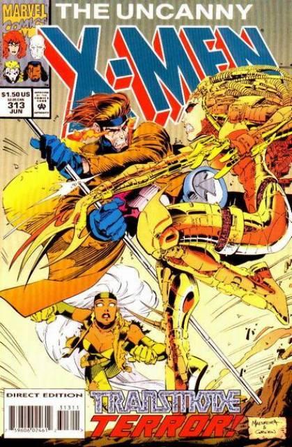 Uncanny X-men (1963 Series) no. 313 - Used