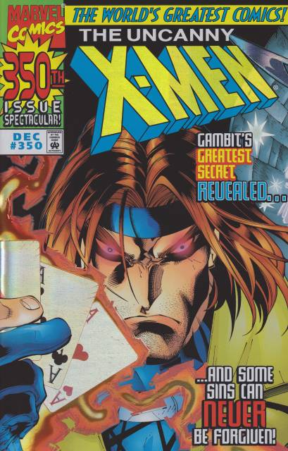 Uncanny X-men (1963 Series) no. 350 - Used