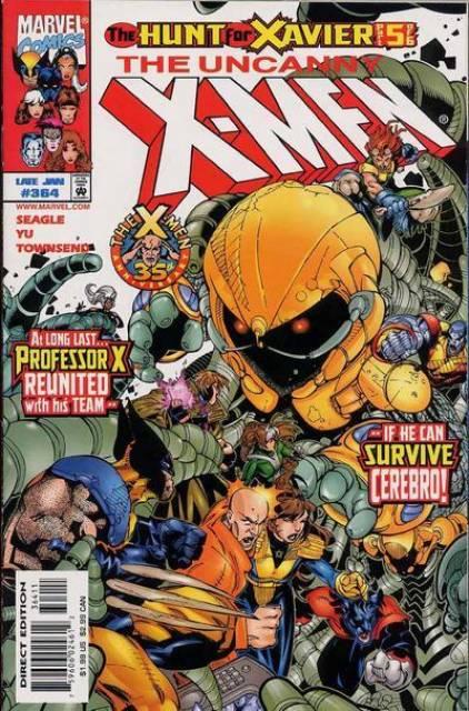Uncanny X-men (1963 Series) no. 364 - Used