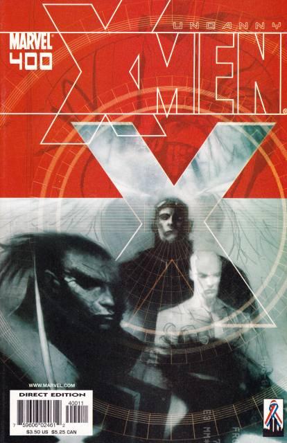 Uncanny X-men (1963 Series) no. 400 - Used