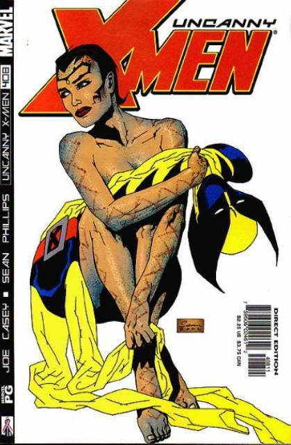 Uncanny X-men (1963 Series) no. 408 - Used