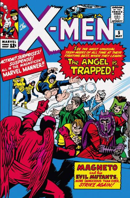 Uncanny X-men (1963 Series) no. 5 - Used