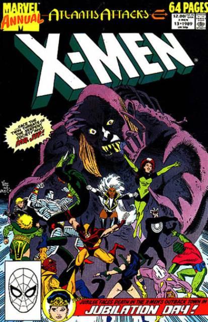Uncanny X-men (1963) Annual no. 13 - Used