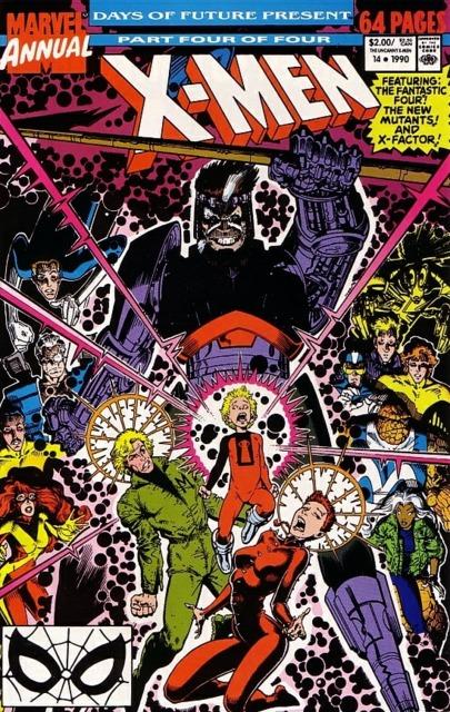 Uncanny X-men (1963) Annual no. 14 - Used