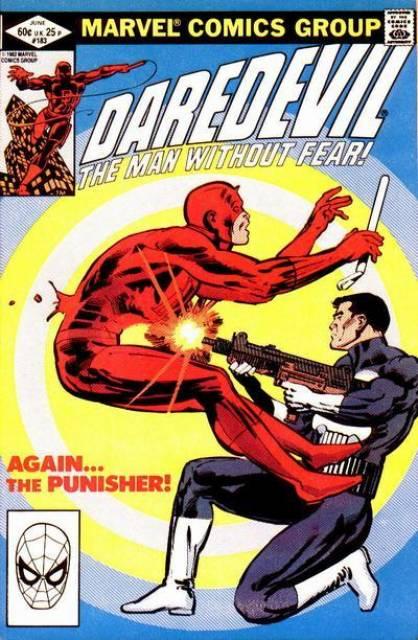 Daredevil (1964) no. 183 - Used