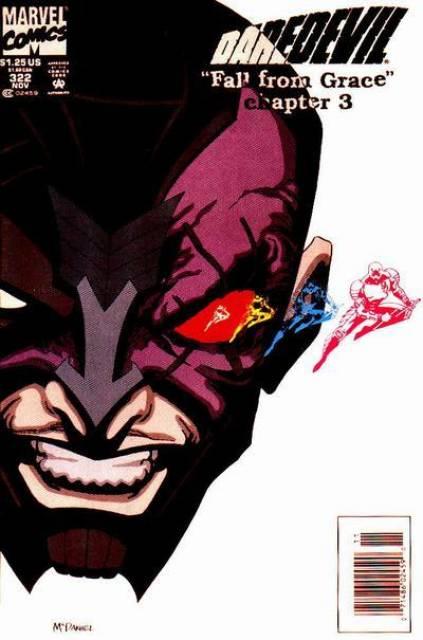 Daredevil (1964) no. 322 - Used
