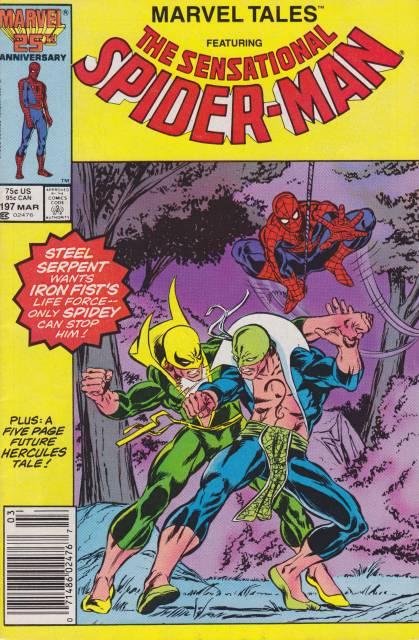 Marvel Tales (1964) no. 197 - Used