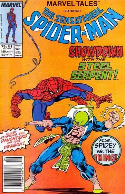Marvel Tales (1964) no. 198 - Used