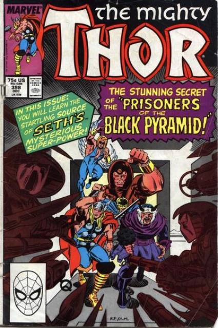 Thor (1966) no. 398 - Used
