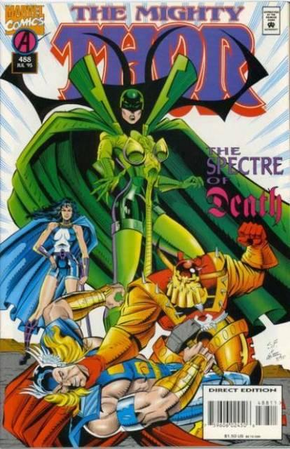 Thor (1966) no. 488 - Used