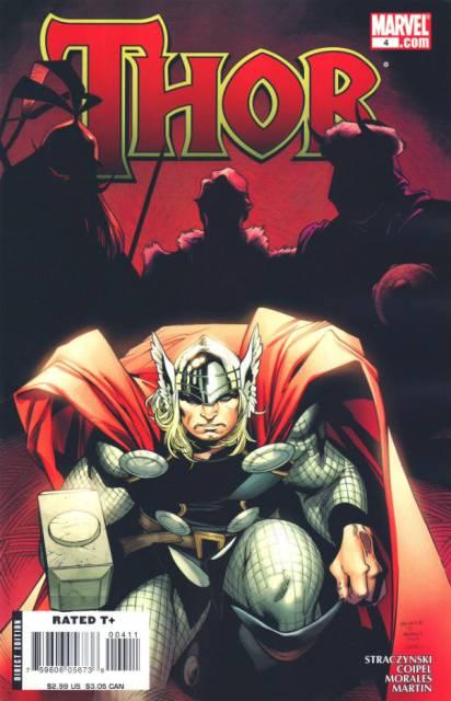 Thor (1966) no. 591 [2007 Thor no. 4] - Used