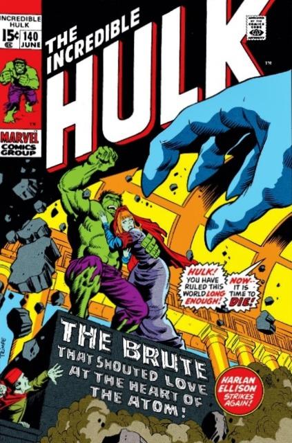 The Incredible Hulk (1968) no. 140 - (JC Penny Reprint) Used