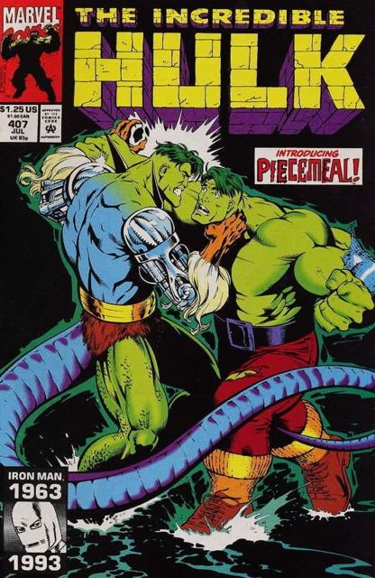 The Incredible Hulk (1968) no. 407 - Used