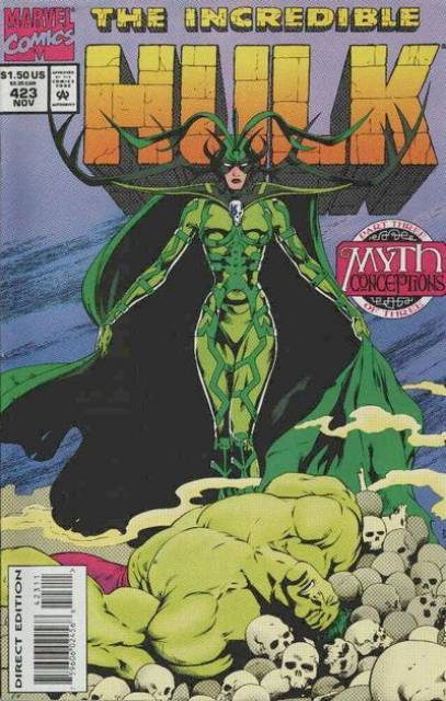 The Incredible Hulk (1968) no. 423 - Used