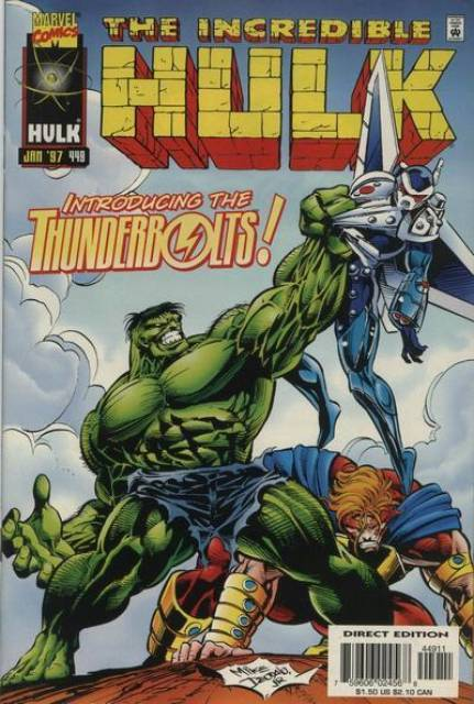 The Incredible Hulk (1968) no. 449 - Used