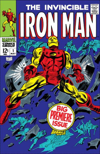 Iron Man (1968) no. 1 - Used