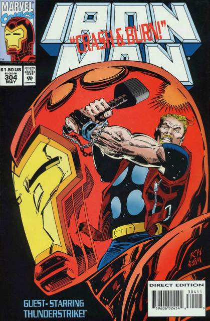 Iron Man (1968) no. 304 - Used
