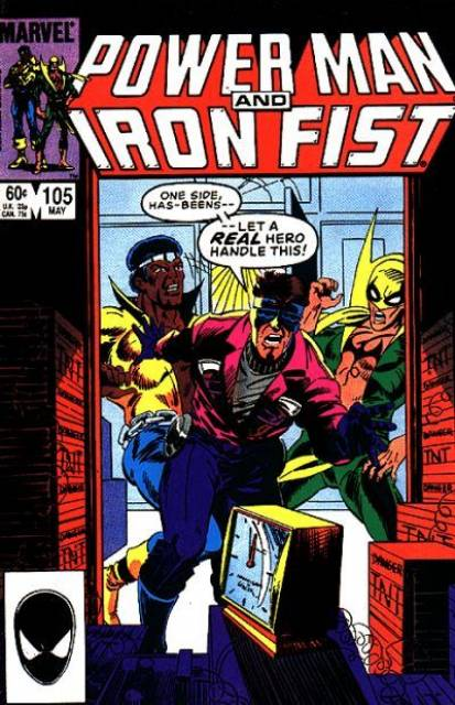Power Man and Iron Fist (1972) no. 105 - Used