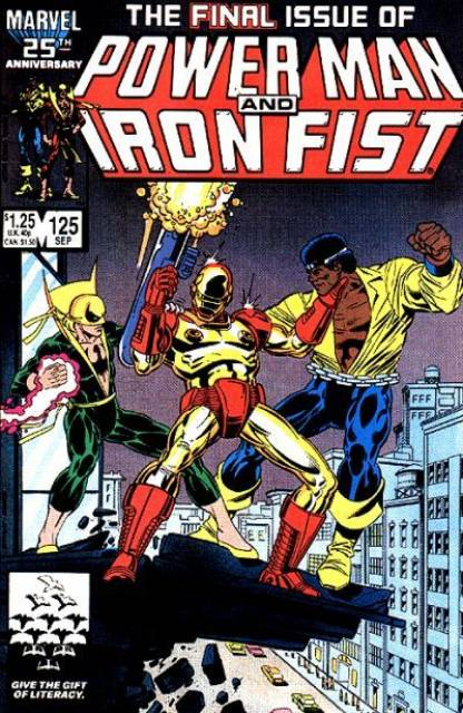 Power Man and Iron Fist (1972) no. 125 - Used