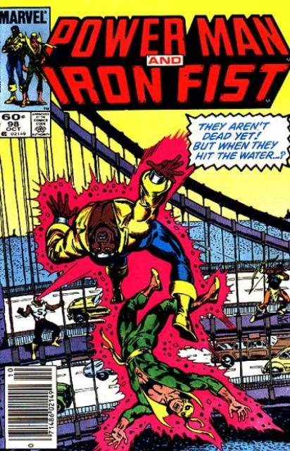 Power Man and Iron Fist (1972) no. 98 - Used