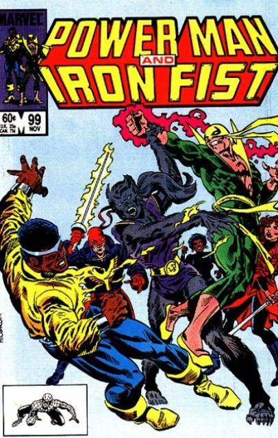 Power Man and Iron Fist (1972) no. 99 - Used