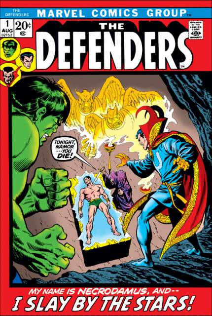 Defenders (1972) no. 1 - Used