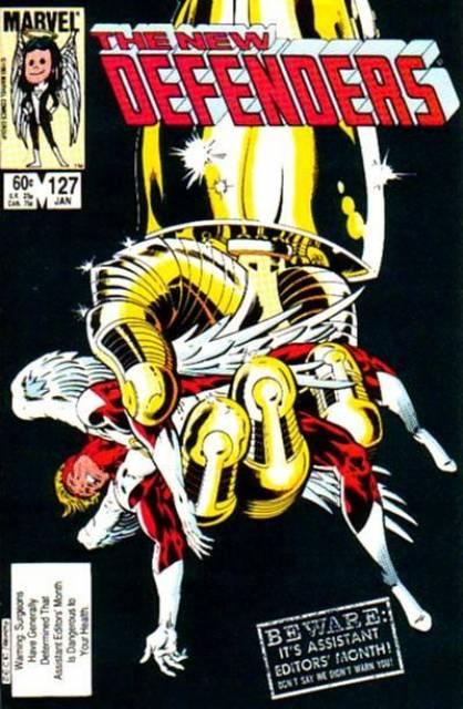 Defenders (1972) no. 127 - Used