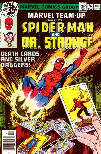 Marvel Team-Up (1972) no. 76 - Used