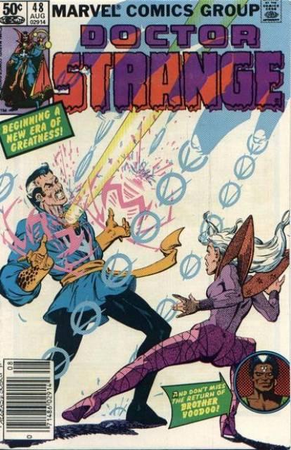 Doctor Strange (1974) no. 48 - Used