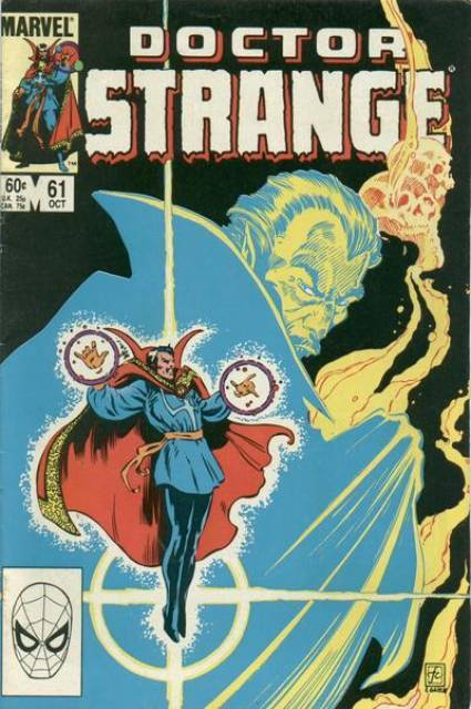 Doctor Strange (1974) no. 61 - Used