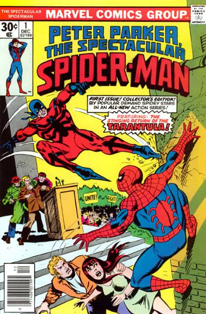 The Spectacular Spider-Man (1976) no. 1 - Used