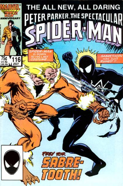 The Spectacular Spider-Man (1976) no. 116 - Used