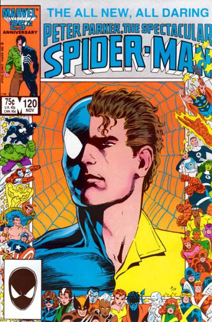The Spectacular Spider-Man (1976) no. 120 - Used