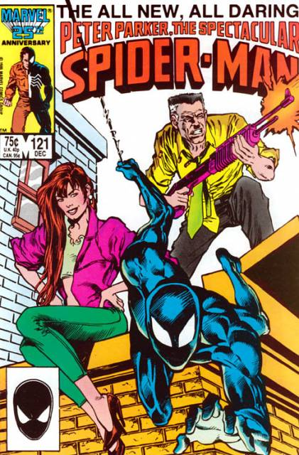 The Spectacular Spider-Man (1976) no. 121 - Used