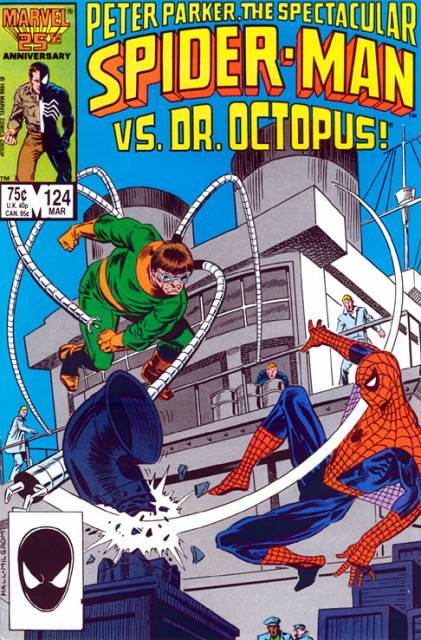 The Spectacular Spider-Man (1976) no. 124 - Used