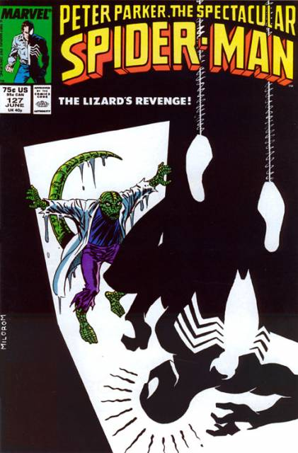 The Spectacular Spider-Man (1976) no. 127 - Used